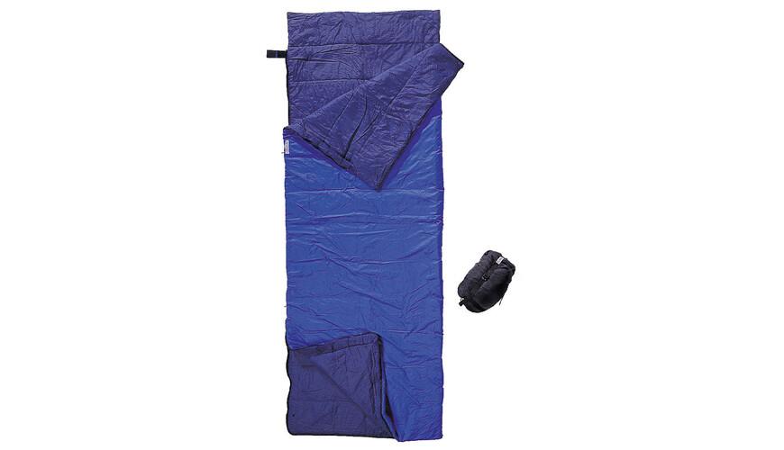 Cocoon Ultra Light Summer Bag tropic traveler nylon regular bleu